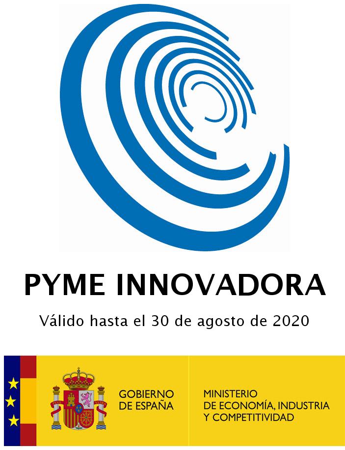 Sello Pyme Innovadora con validez 30/08/2020